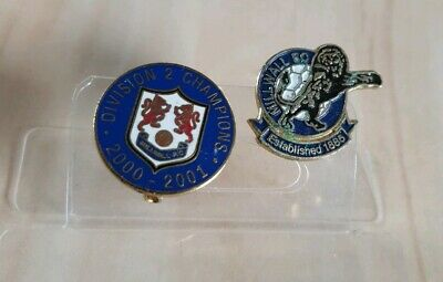 Millwall Fc Badges