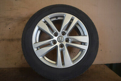 Vauxhall Astra K  Alloy Wheel With Tyre 205/55/16