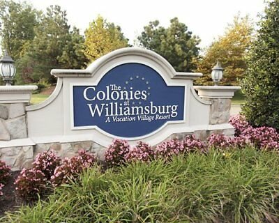 The Colonies At Williamsburg, 2 Bedroom Lock-Off, Week 46, Timeshare For Sale