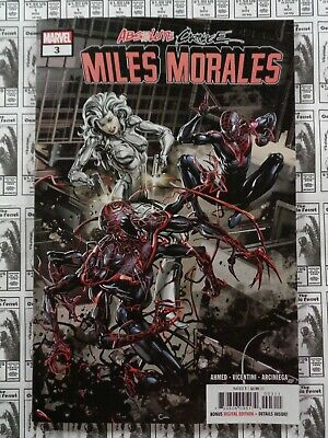 Absolute Carnage Miles Morales (2019) Marvel - #3, Ahmed/Vincentini, VF