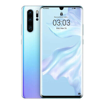"Huawei P30 Pro 128Gb+8Gb 6,47"" Telefono Movil Libre Smartphone Breathing Crystal"