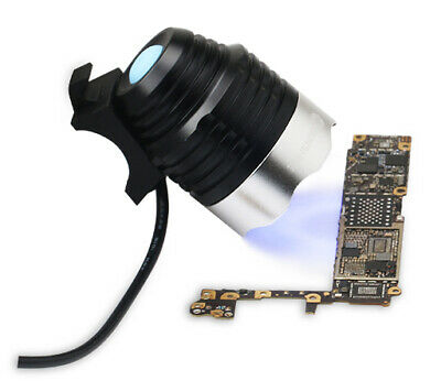 Mobile PCB Solder Mask Curing LED Light USB Power 5V 10W UV Repair Lamp