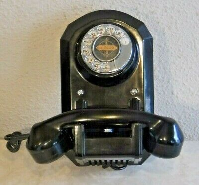 Automatic Electric Working Classic Model AE 50 Jukebox Wall Mount Telephone