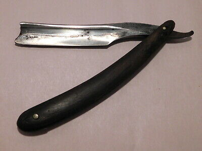 George Wostenholm & Sons Antique Horn Straight Razor