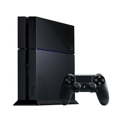 Sony PlayStation 4 500GB Console - Black (PS4) UNBOXED - J74