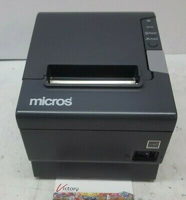 Used Epson (TM-T88V) M244A - Parallel Thermal Printer - C31CA85834