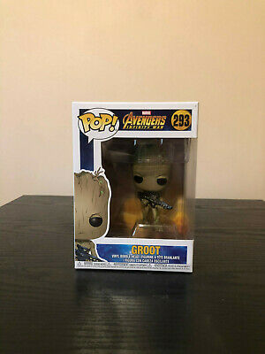 Funko POP! Marvel: Avengers Infinity War - Groot (#293)