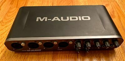 M-Audio Fast Track Ultra USB Audio Interface ML03-00385 USB 2.0  (Unit Only)