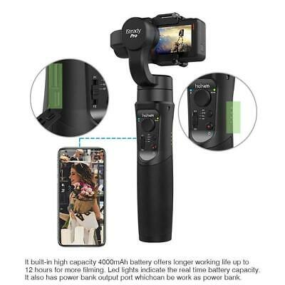 Hohem iSteady Pro 3-Axis Handheld Gimbal Stabilizer For Action Camera Gopro