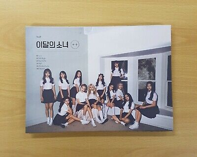 MONTHLY GIRL LOONA Mini Album [+ +] Normal A Ver. CD+Photobook [NO Photocard]