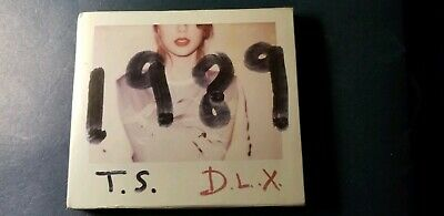 1989 by Taylor Swift (CD, Oct 2014, Big Machine Records)