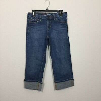 Tommy Hilfiger Jeans Girlfriend Crop Tj 2017 Sytl Jeans Donna DW0DW05900 911 Syd