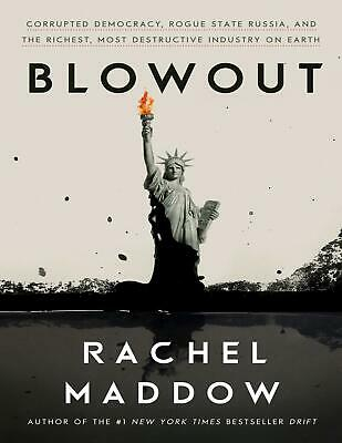 Blowout by Rachel Maddow 2019 (E-B0K&AUDI0||E-MAILED) #18