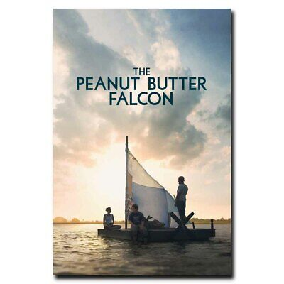 The Peanut Butter Falcon 24x36inch Movie Silk Poster Art Print