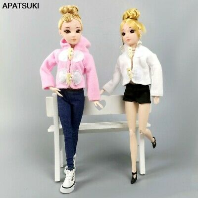 """Fashion Handmade Hoodie For 11.5"""" 1/6 Doll Coat Outfits Doll Clothes Kids Toy"""