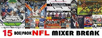 Detroit LIONS 15Box pk 2018 PRIZM 2017 CONTENDERS 2019 Football NFL case Break