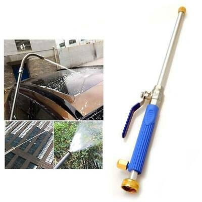 High Pressure Power Washer Spray Nozzle adjustable Water Hose Wand Attachment