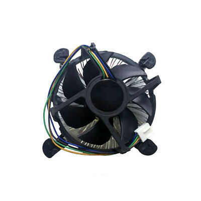 CPU Heatsink Cooler Cooling Fan Replacement for Intel LGA 1150-1155 for LGA 755