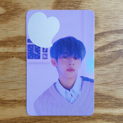 Donghyun Official Secret Photocard AB6IX 1st Album 6IXENSE Kpop Genuine