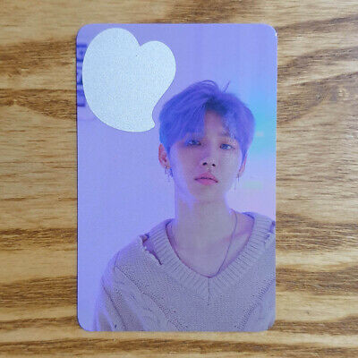 Youngmin Official Secret Photocard AB6IX 1st Album 6IXENSE Kpop Genuine