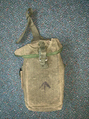 Australian Army Post-Vietnam Ammunition Pouch For L1A1 SLR, Used Good