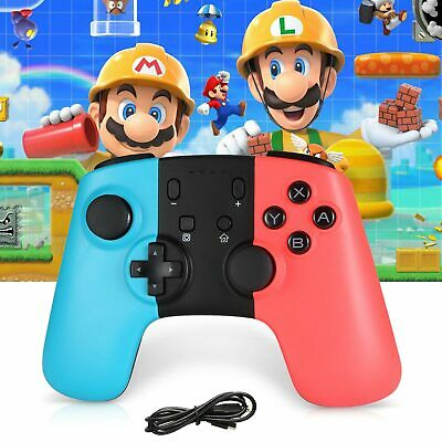 1PC Wireless Pro Controller Joypad Gamepad Remote for Nintendo Switch Console UK