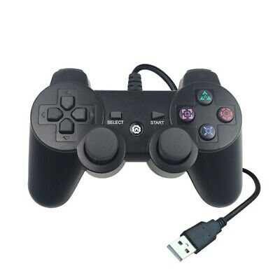 PS3 PC USB 2.0 Controller di gioco cablato Gamepad Joypad for  Computer Msonic