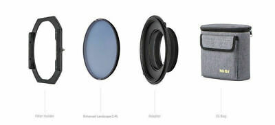 NiSi S5 Kit 150mm Nikon PC 19mm f/4E ED Filter Holder Enhanced Landscape NC CPL