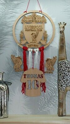 Personalised Liverpool Football Club Dream Catcher