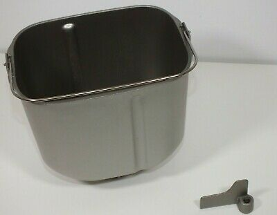 Panasonic Bread Pan & Mixing Blade / Paddle For SD-255 / SD-253 - USED