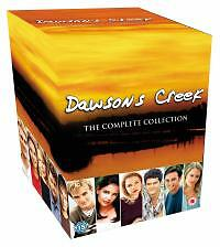 Dawsons Creek Boxset DVD Complete Collection Seasons 1-6 (34 Discs) All Series