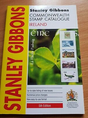 Stanley Gibbons Ireland stamp catalogue 5th edition, 2011