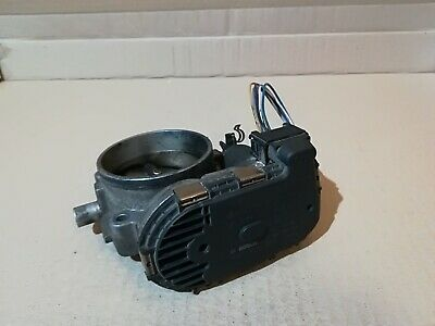 01-05 MERCEDES E320 ML320 CLK320 C320 ENGINE THROTTLE BODY 1121410125 OEM