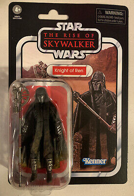 2019 Star Wars Vintage Collection VC155 Knight of Ren In Hand