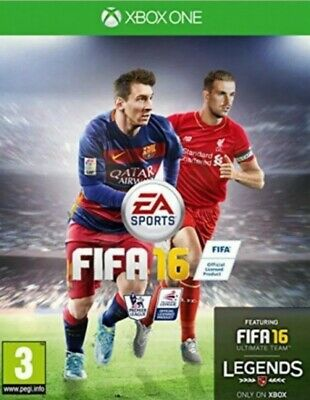 Game FIFA 16 - XBOX ONE - BRAND NEW SEALED Football