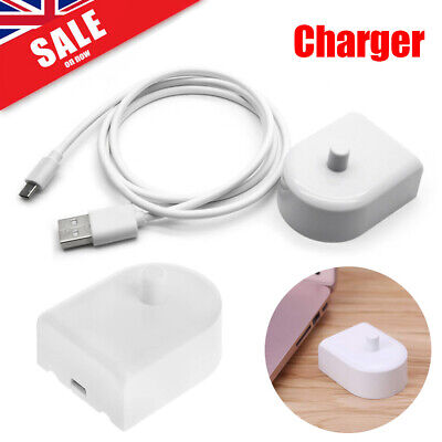 USB Charger Fits For Braun Oral-B Toothbrush Trickle Chargering Electric  UK NEW