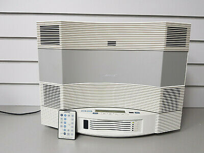 Bose Acoustic Wave System With Multi Disk Changer