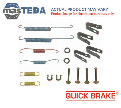 VW Fox 2005-2013 Brake shoe fitting kit shoe springs SFK5006F