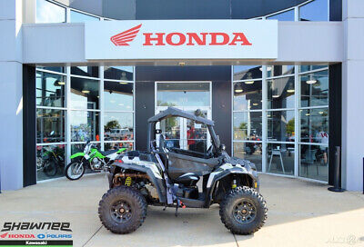 2017 Polaris ACE 900 XC Matte Silver Pearl Used