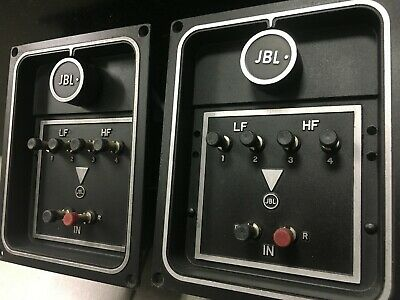JBL N7000 Crossover Pair 16Ω  MINT CONDITION