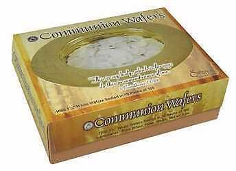 Communion-Bread Wafer (Pack Of 1000)