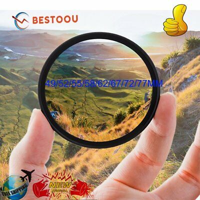 NEW Circular Polarising CPL Filter 49mm/52mm/55mm/58mm/62mm/67mm/72mm/77mm SD