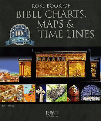Rose Book Of Bible Charts Maps & Time Lines