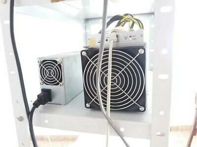 Antminer S9 13.5 TH/S with APW3 PSU Bitcoin Miner