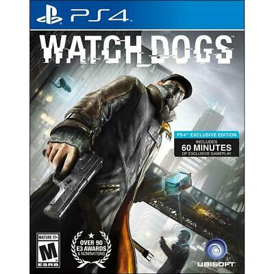 Watch Dogs - PlayStation 4 - Fast Dispatch !