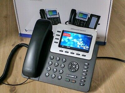 Grandstream GXP2140 HD PoE IP Phone with Color Screen