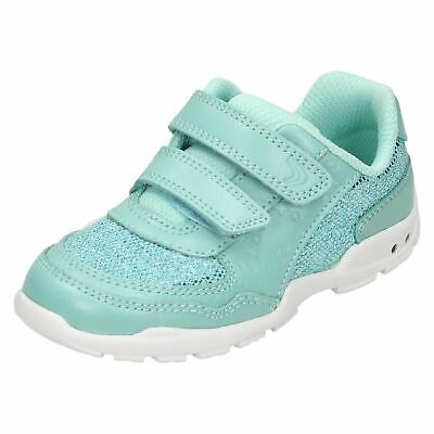Clarks Girls First Shoes Trainers - Brite Play