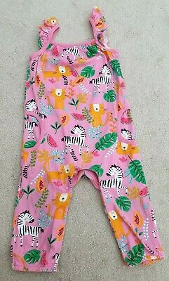 Debenhams baby girl dungarees 12-18 months Worn only once Immaculate condition