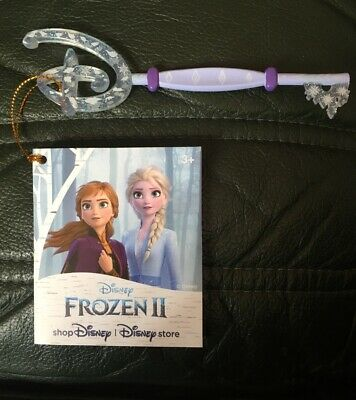 Limited Edition 100 Customers Disney store Frozen 2 key- Brand new with tags