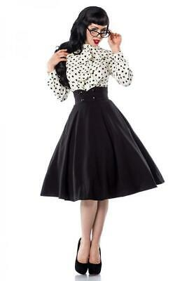 Atixo Retro Circle Skirt 63% polyester, 33% viscose, 4% elastane skirt